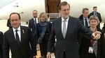 Rajoy destaca el compromiso de España y Francia en avanzar en proyectos de interconexión eléctrica