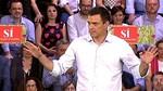 Pedro S�nchez, convencido de que no ser� presidente si depende de los votos de Pablo Iglesias