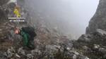 El GREIM deja los cuerpos de los montañeros de Zamora preparados para el rescate