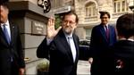 Rajoy ve 'muy razonable' la abstenci�n del PSOE y vislumbra posibles acuerdos con 'voluntad pol�tica'