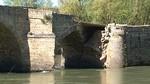 El puente de Castrogonzalo sigue cediendo y los alcaldes piden ayuda a Fomento para usar la A6