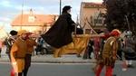 El municipio vallisoletano de Valdestillas recrea la retirada de Carlos V al Monasterio de Yuste