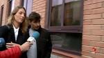Los tres exjugadores de la Arandina tildan de mentira las acusaciones de agresión y se declaran insolventes