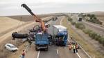 Restablecido el tráfico en la A-62 a la altura de Pajares, Salamanca, tras un accidente con tres heridos
