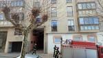Sofocado el incendio en una vivienda en Soria que obligó a desalojar a los vecinos del inmueble