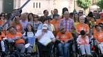 La asociación Aspace celebra en Valladolid el día regional de la parálisis cerebral