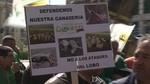 M�s de 400 ganaderos de toda Castilla y Le�n exigen soluciones a los da�os que provoca el lobo