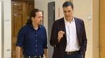 Pablo Iglesias insta al PSOE a derribar juntos a Rajoy con una moción de censura