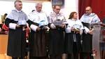 Vargas Llosa e I�aki Gabilondo, investidos Doctor Honoris Causa de la Universidad de Burgos
