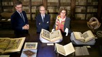El Centro de Conservación de Castilla y León restaura 18 piezas de la Biblioteca Histórica de la USAL