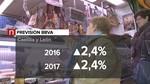 La recuperaci�n contin�a en Castilla y Le�n con un crecimiento del 2,4%