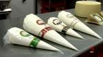 Queso en mangas pasteleras, la nueva forma de comercializar el producto