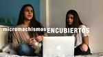 El trabajo de clase de dos alumnas se convierte en un estudio sobre el micro machismo que hay en la redes sociales