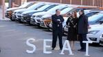 SEAT dona una veintena de vehículos para uso educativo en centros de FP en Castilla y León