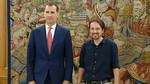 Iglesias ve complicada una alternativa a Rajoy y cree que C's y PSOE le dejar�n gobernar