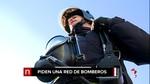 Bomberos profesionales de Castilla y León exigen crear una Red de Parques Provinciales