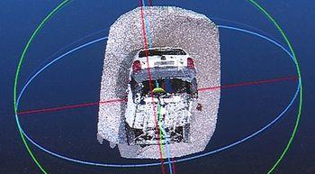 Reconstrucci�n en 3D de los accidentes de tr�fico en Salamanca