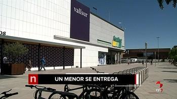 Un menor se entrega como presunto autor de la agresión en Vallsur a un hombre que quedó inconsciente