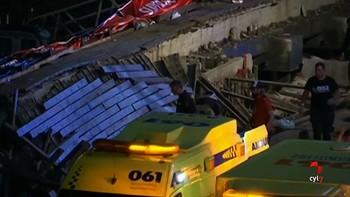 Reciben el alta dos de los nueve heridos ingresados y se elevan a 332 las personas atendidas