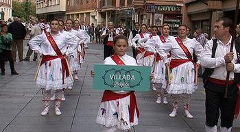En Palencia celebran 'el d�a de los danzantes'