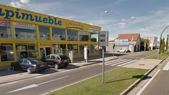 Detectan a un conductor a 128 kilómetros por hora por una avenida de Valladolid capital limitada a 50