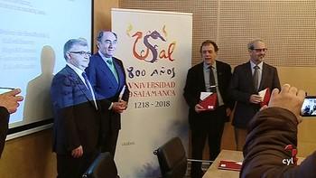 La Universidad de Salamanca genera más de seis euros en Castilla y León por cada uno de los que se invierte en ella