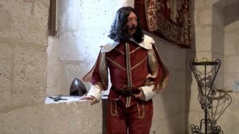 La nueva teatralización del castillo de Cuéllar se adentra en la Edad Moderna