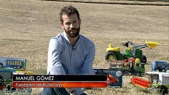 'Rural Toys nace de la pasión'