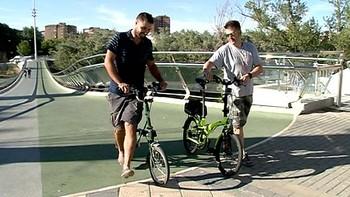 Los ciclistas urbanos de Valladolid piden soluciones 'a la incongruencia' del trazado del carril bici