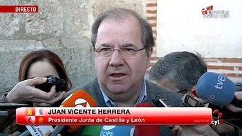Herrera desea una feliz jornada con un 'tiempo magnífico', pero de preocupación para el campo