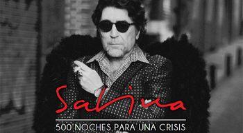 Sabina regresa a Valladolid y publica el 3 de marzo el directo '5...