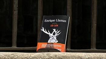 'Los Caín', la primera novela del escritor zamorano Enrique Llamas