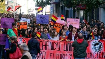 El 16,1% de los alumnos de Castilla y León secunda la huelga contra las 'reválidas', según Educación