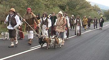 La localidad palentina de Bra�osera celebra la 21� edici�n de la exaltaci�n del Fuero