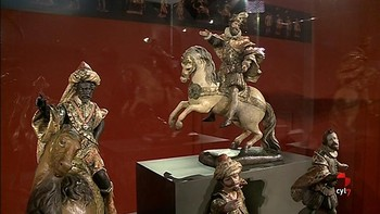 El Museo Nacional de Escultura expone la primera obra firmada por una mujer