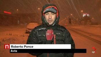 El alcalde de Ávila pide a los vecinos cooperación frente a la nevada