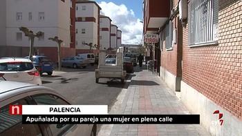 Herida por arma blanca una mujer en Palencia, víctima de violencia de género