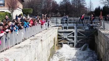 El presidente de la CHD asegura que todavía no se puede garantizar una campaña de riego normal en el Pisuerga, Carrión y bajo Duero
