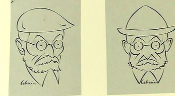 Unamuno, visto a trav�s del mundo de la caricatura