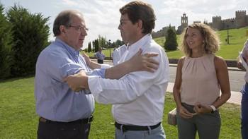 Herrera reivindica que 'la Junta no va a estar en funciones' en este curso político
