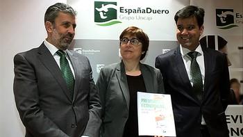 EspañaDuero mantiene una previsión de crecimiento del 2,5% para 2018