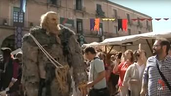 Ávila regresa al medievo como fiesta de interés turístico de Castilla y León