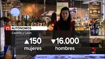 Mujer de 40 años y con formación cualificada, el nuevo perfil del autónomo en Castilla y León