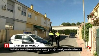 Hallan con signos de violencia los cuerpos sin vida de un hombre y una mujer en Las Torres, Murcia