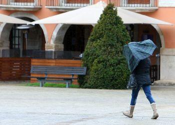 Protecci�n Civil alerta de fuertes rachas de viento en  Le�n, Palencia, Burgos, Zamora y Soria