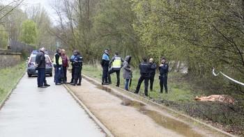 El cad�ver hallado en el Bernesga, Le�n, es el de un hombre desaparecido en febrero