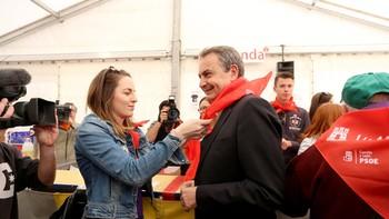 Rodríguez Zapatero pide confianza en la justicia como arma contra la corrupción