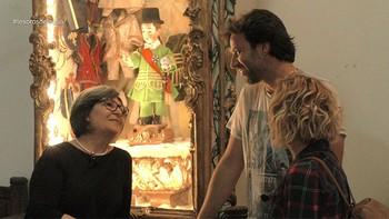 La figura del Niño Jesús más original del mundo nos atrapa en Miranda Do Douro
