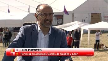 Fuentes pide 'dejar atrás reivindicaciones identitarias' e invita a disfrutar de Castilla y León