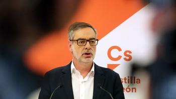 Villegas apela a los 'anhelos de cambio, modernidad y reformas' para que Cs gobierne en Castilla y León en 2019